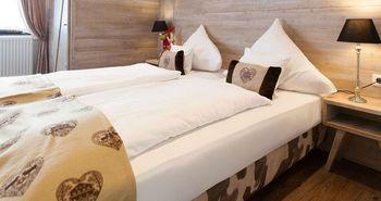 Doppelzimmer im Hotel Nuhnetal