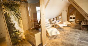 Wellness- und Saunabereich vom Landgasthof Gilsbach