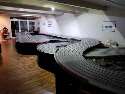Indoorbahn